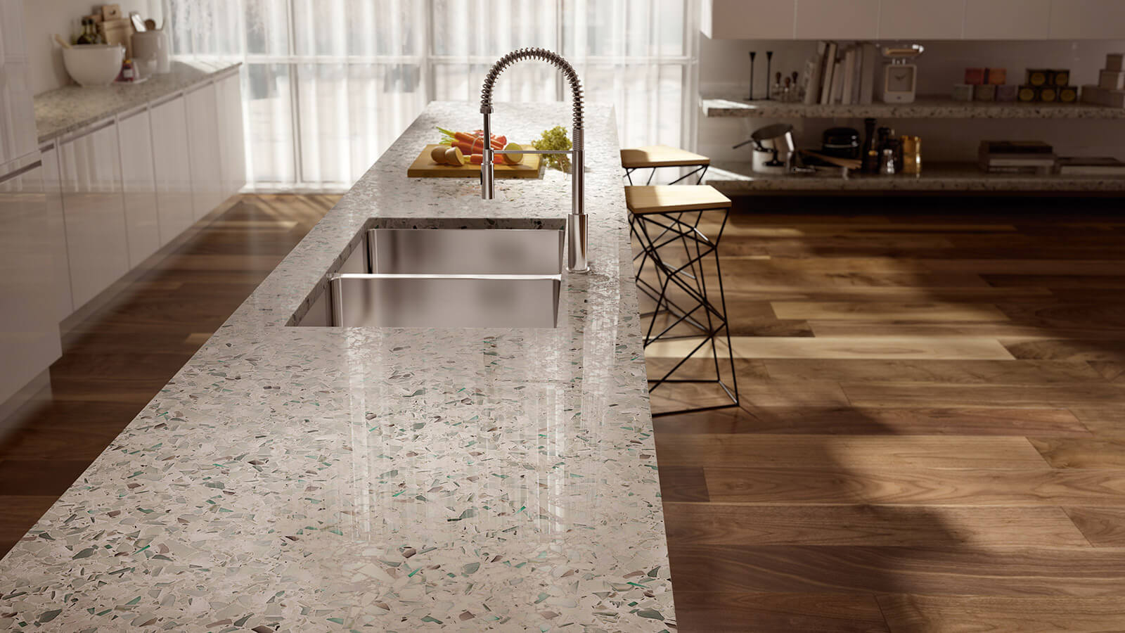 Vetrazzo Recycled Gl Countertops Mosaics Tiles Flooring And Accessories Available In The United States Canada Worldwide
